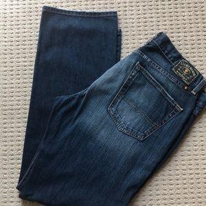 Lucky Brand Men's Jeans 221 Slim Straight